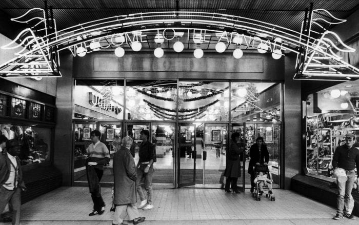 Win presents from your favourite stores to celebrate Manchester Arndale's 40th birthday I Love Manchester