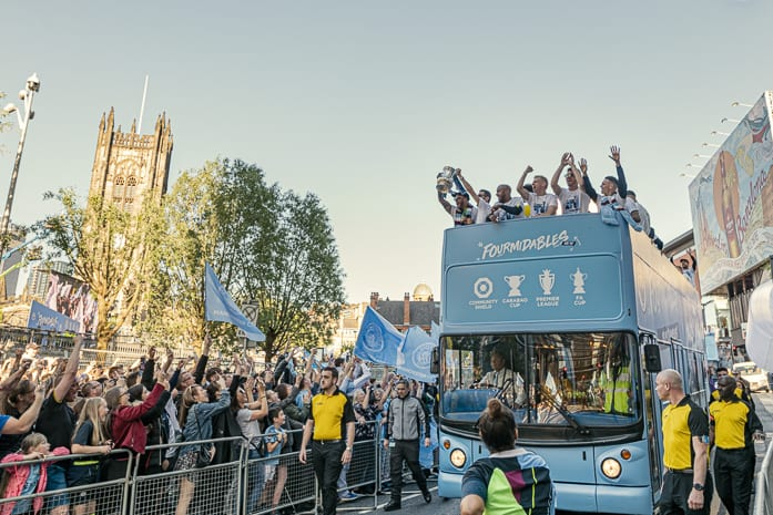 How Man City fans can get half-price travel to Wembley for FA Community Shield against Liverpool I Love Manchester