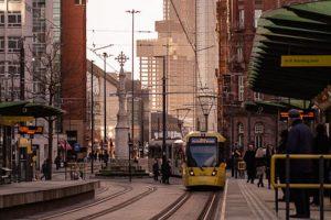 Metrolink tram