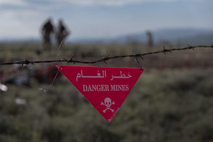 Nobel Prize-winning Manchester charity needs your help to destroy landmines and rebuild communities I Love Manchester