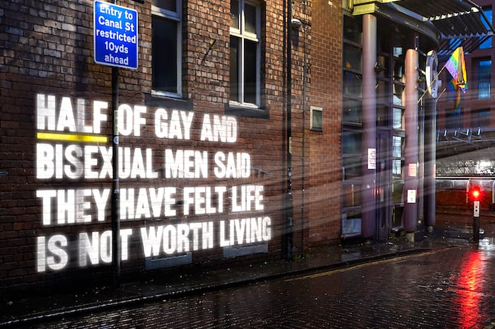 Suicide prevention campaign launches across Greater Manchester I Love Manchester