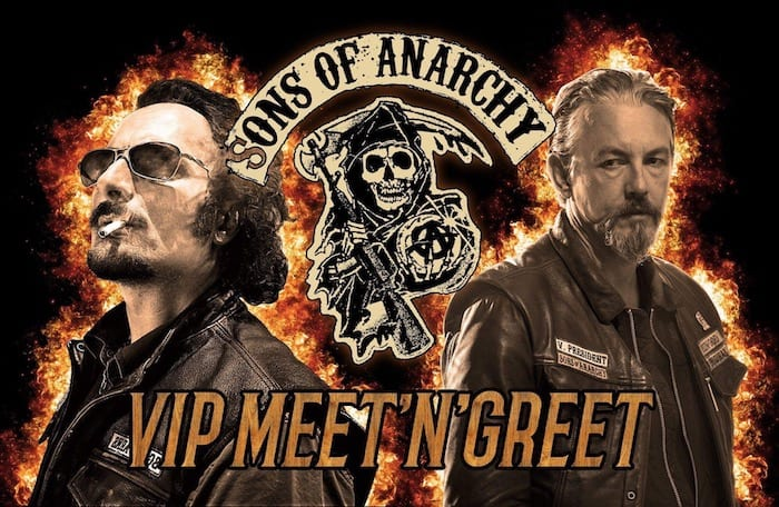 Bikers prepare to rev to UK Bikefest in Manchester - and Sons of Anarchy stars will be there too I Love Manchester