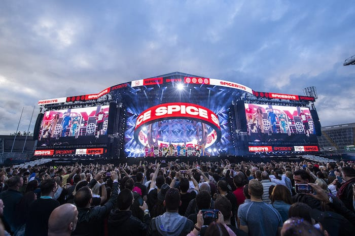 Spice Girls at Manchester Etihad Stadium - stage times, how to get there and what to expect I Love Manchester