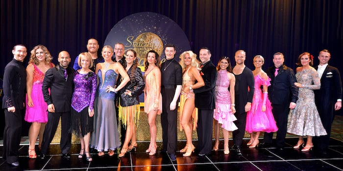 Strictly Seashell contestants