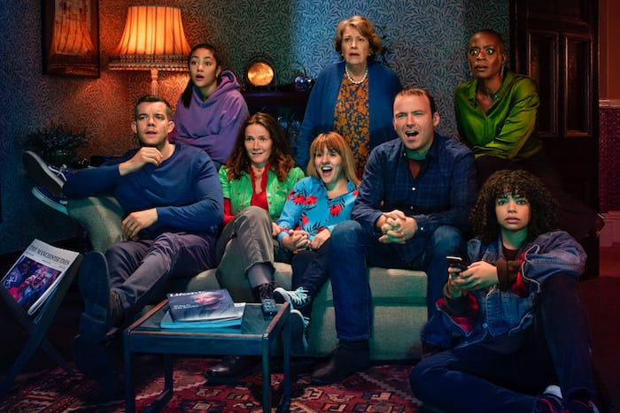 Russell T Davies' latest TV drama focuses on the lives of one Manchester family over 15 years I Love Manchester