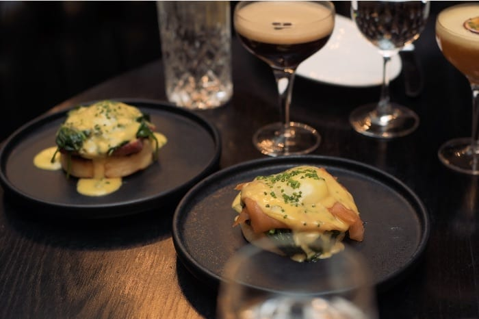 Gaucho's new Electro Brunch - for when your regular Saturday brunch isn't quite extravagant enough I Love Manchester