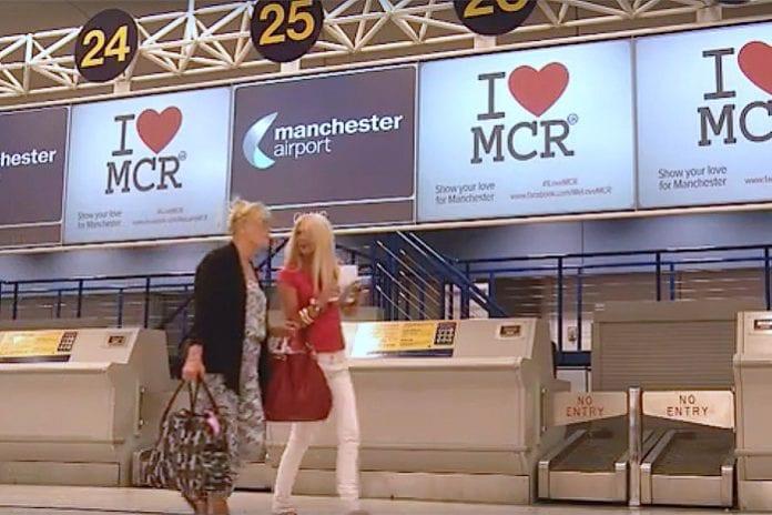 Manchester Airport passengers can now refill water bottles