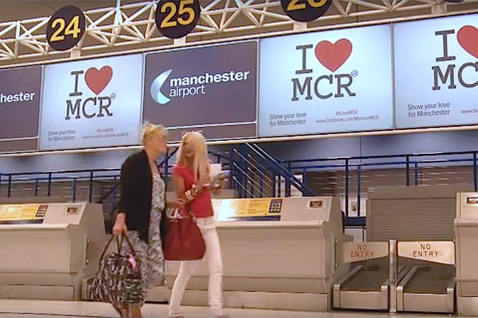 Bakes and cakes on a plane - what you can take with you on your flight from Manchester Airport this weekend I Love Manchester
