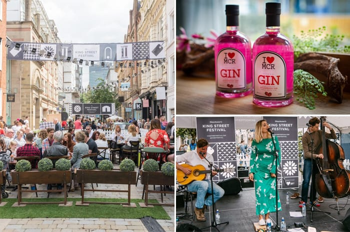 King Street Festival is this weekend - here's everything you need to know I Love Manchester