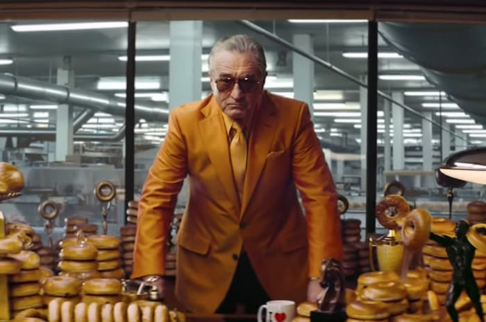 Could the new Warburton's bagel ad be Robert de Niro's greatest roll? | I Love Manchester (MCR)