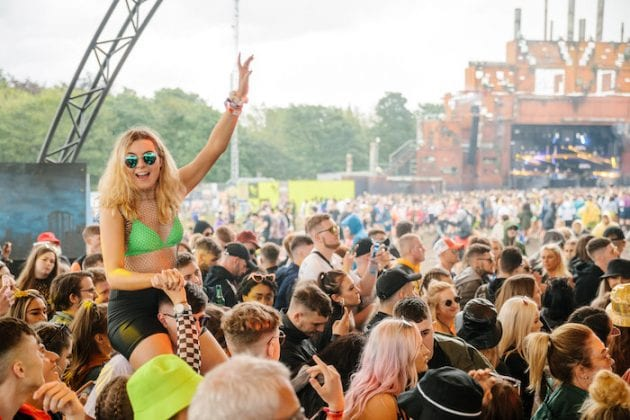 Parklife 2019 day two pictures: revellers continue the party at Heaton Park festival I Love Manchester