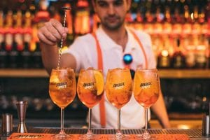 Aperol Spritz is coming to Manchester with a revolving carousel bar - how to get tickets I Love Manchester