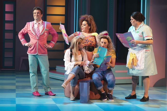Review: Club Tropicana at the Opera House I Love Manchester