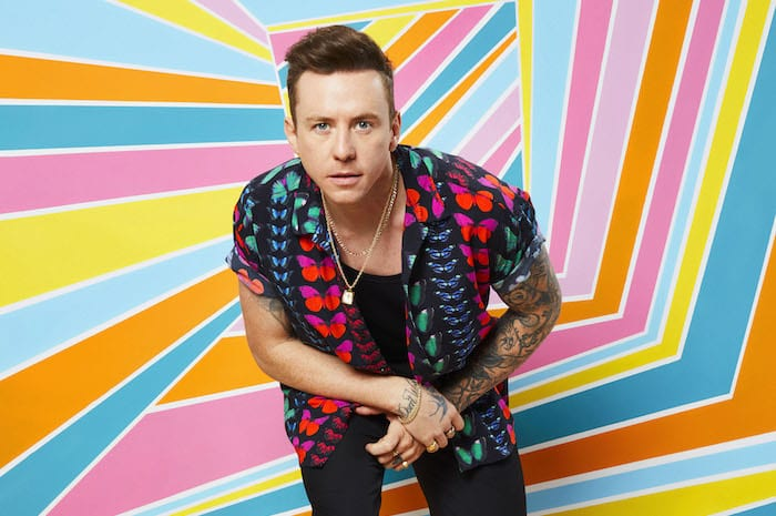 McFly's Danny Jones on going solo, judging The Voice Kids and coming home to Bolton I Love Manchester