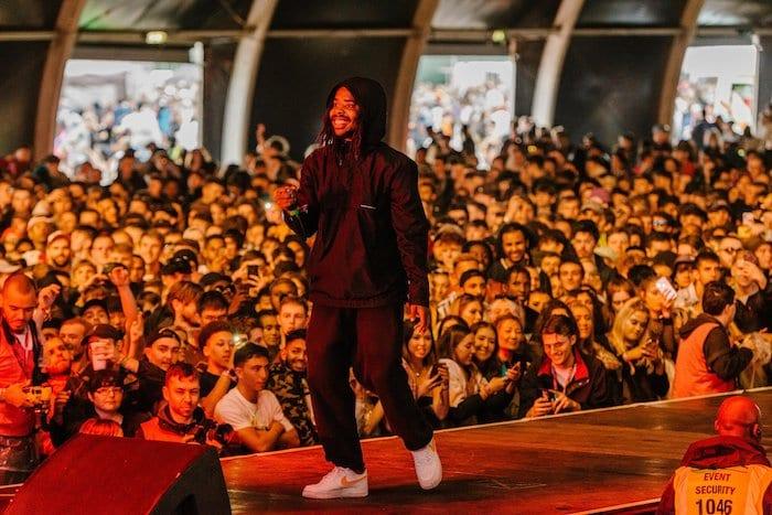 Earl Sweatshirt Parklife 2019