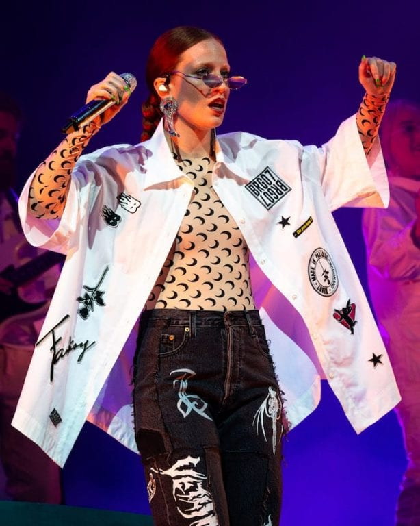 Review: Jess Glynne at Forestry England's Forest Live in Delamere Forest I Love Manchester