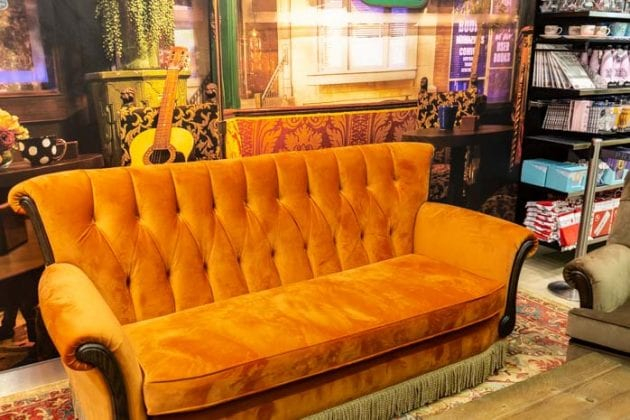 Friends Central Perk cafe opens today - and it's better than we could've dreamed of I Love Manchester