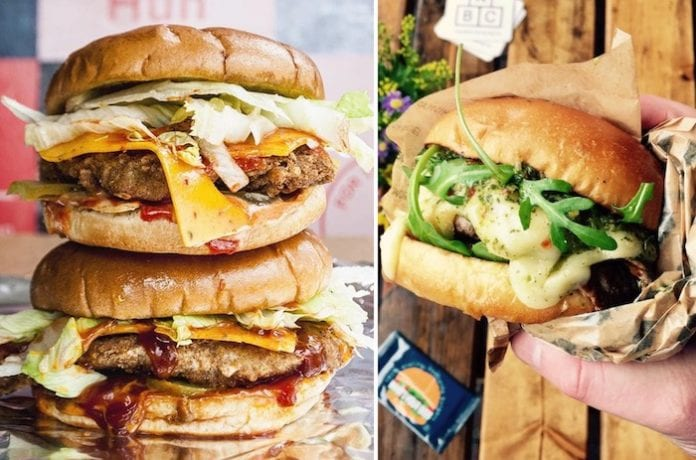 Burger Festival Grub Manchester