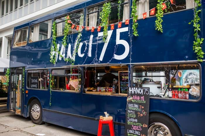 Bubble waffles, ice cream rolls and Banh mi from a bus - find out what's new at Hatch I Love Manchester