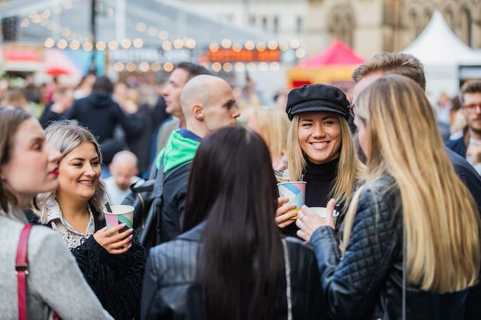 Manchester Food and Drink Festival announces 'Vegan Takeover' this September I Love Manchester