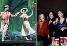 Singalong cinema Mary Poppins