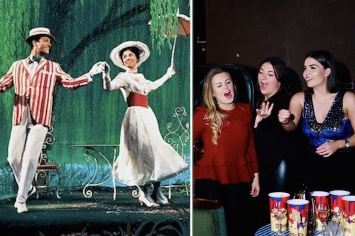 Singalong cinema Mary Poppins
