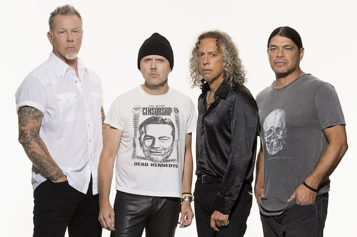 Metallica at Etihad Stadium in Manchester - stage times, support act and how to get there I Love Manchester