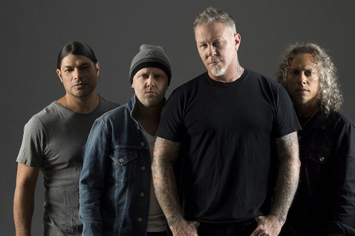 Metallica at Etihad Stadium in Manchester - stage times, support act