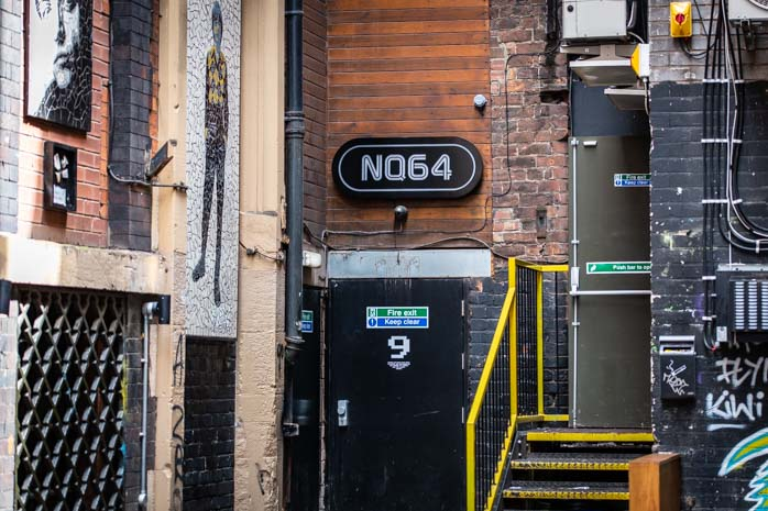 Discover the hidden (and secret) bars in Manchester I Love Manchester