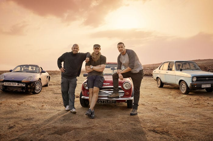 Top Gear praised by fans as Paddy McGuinness and Freddie Flintoff bring northern charm to BBC motoring show I Love Manchester
