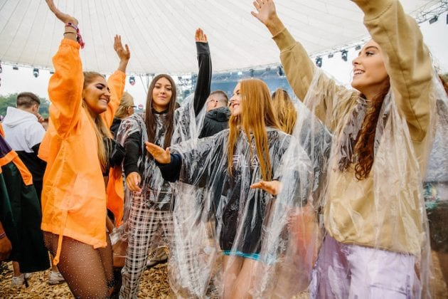 Parklife Festival 2019 pictures: Manchester parties in the rain at Heaton Park I Love Manchester