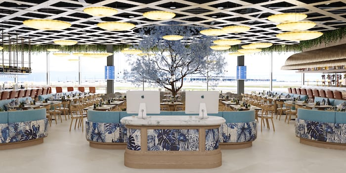 Manchester Airport unveils new food and drink offering with plenty of local names I Love Manchester