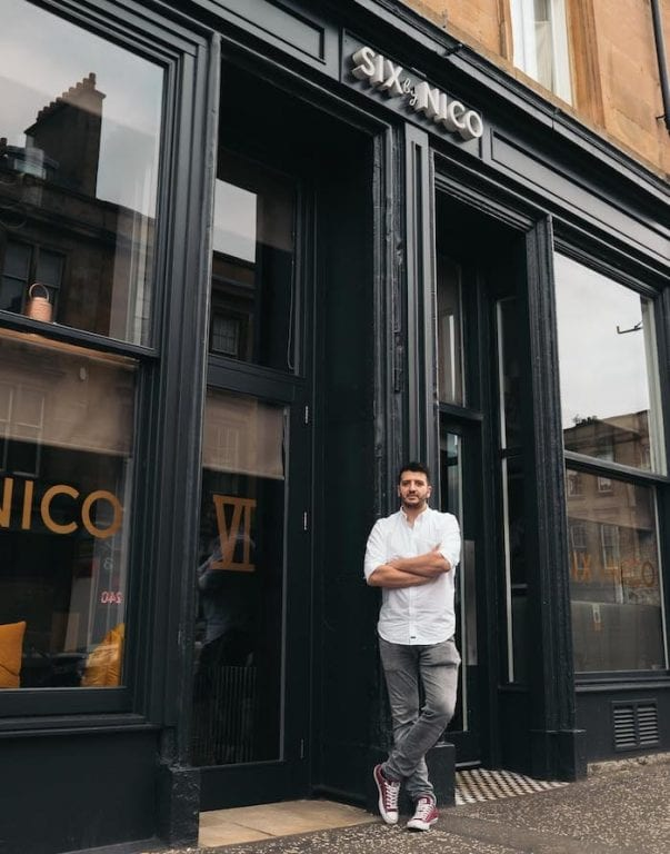 A new restaurant is coming to Spring Gardens - and the menu will completely change every six weeks I Love Manchester