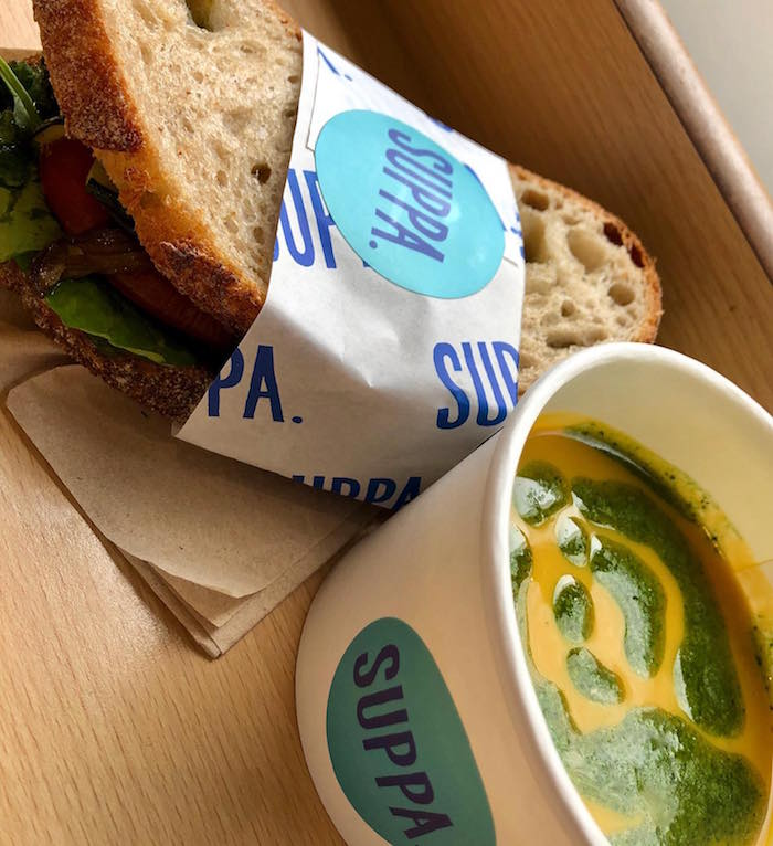 Federal launch artisanal sandwich spot Suppa today with £1 sarnies all day I Love Manchester