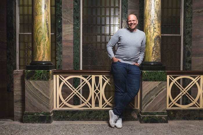 What will Tom Kerridge bring to Manchester's Stock Exchange? We travelled 200 miles to find out I Love Manchester