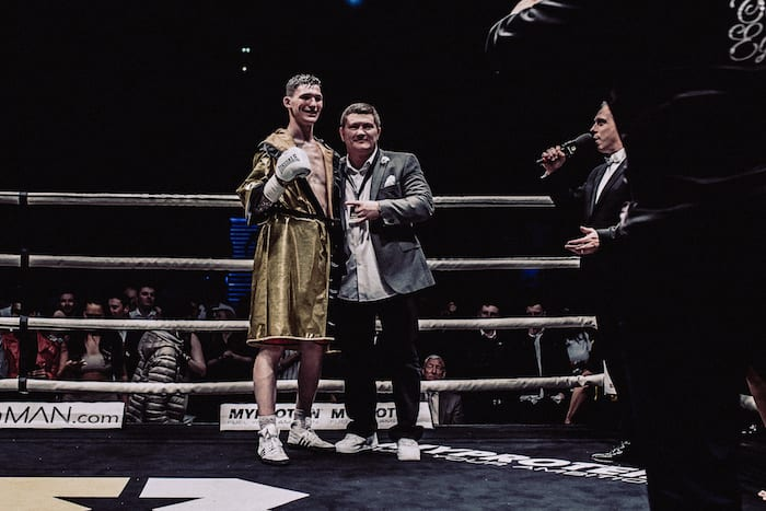 Ultimate Boxxer IV: eight pro boxers go for prize money and glory in one night elimination tournament I Love Manchester