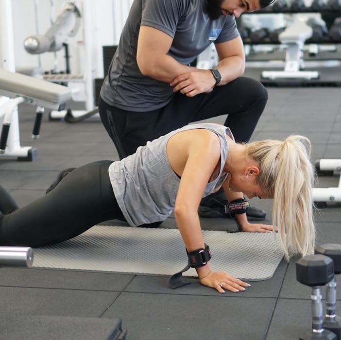 Win a free PT programme atthe Manchester gym where Molly-Mae got in shape for Love Island I Love Manchester