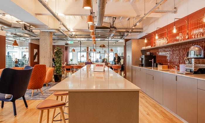 Inside Central Working: Manchester's co-working space with more than business at its heart I Love Manchester