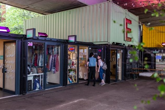 A pop-up Depop vintage market is coming to Hatch this weekend I Love Manchester
