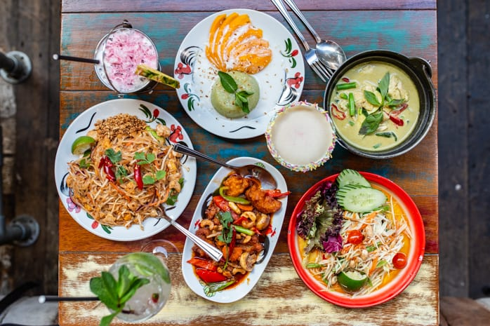 Treat your Dad to a Father's Day beer and curry for just £12 at Thaikhun I Love Manchester