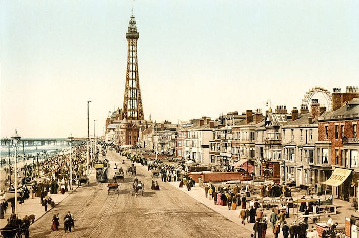 Manchester's enduring love affair with Blackpool I Love Manchester