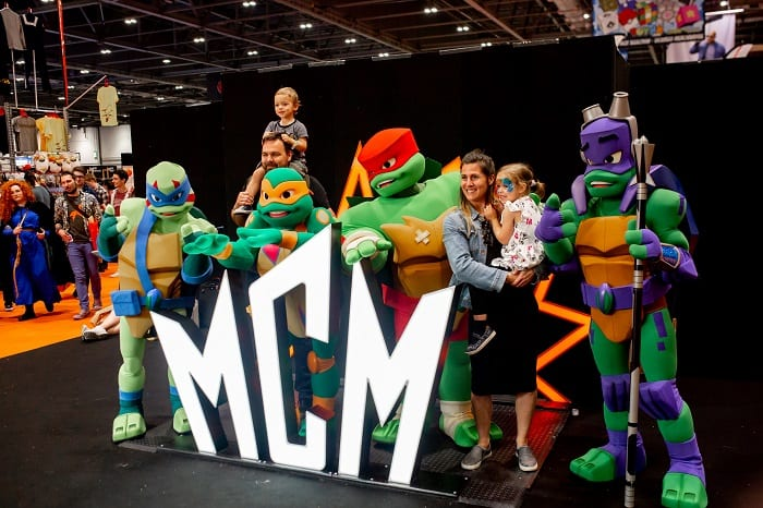 Comic Con returns to Manchester with stars of The Walking Dead, Guardians of the Galaxy and Gotham I Love Manchester