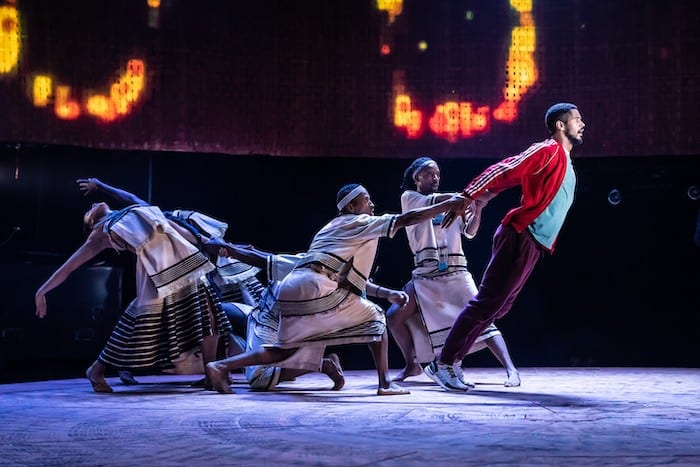 MIF 2019 opening night review: Janelle Monae, Idris Elba's Tree, Bells for Peace and David Lynch's art I Love Manchester