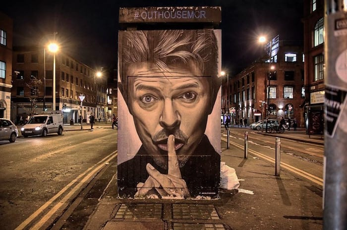 How acclaimed Manchester street artist AkseP19 is changing the face of the city I Love Manchester