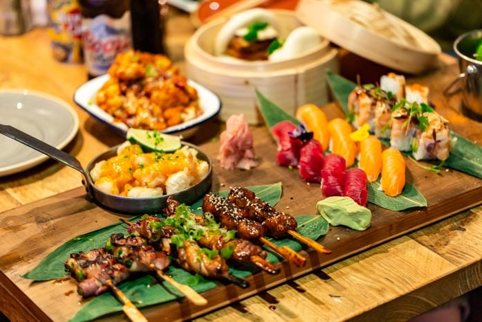 Get 50% off food every day this month at Dive NQ I Love Manchester
