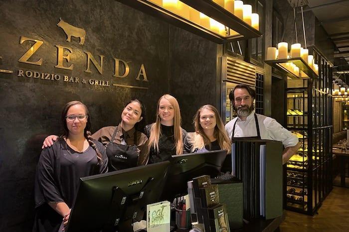 Fazenda staff job swap helps raise £18,000 for charity I Love Manchester