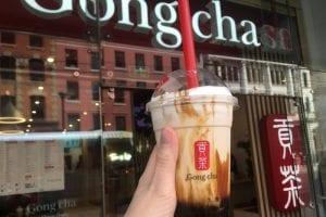Gong Cha dirtea