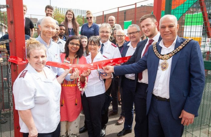 New City Centre Church And Community Centre Opens With Café
