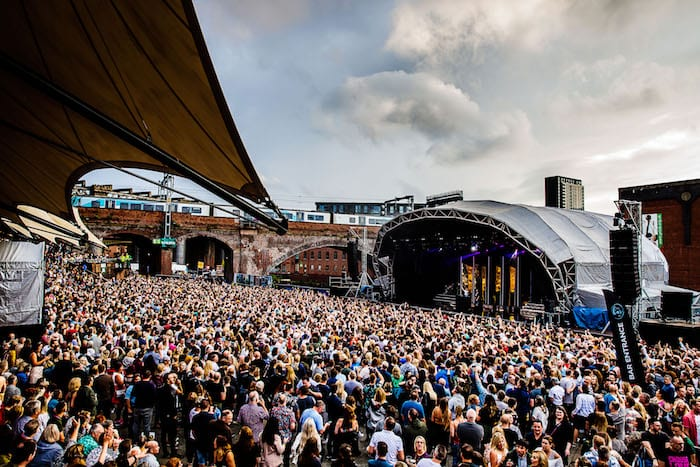 Foals, The Streets and DMA'S to headline Sounds of the City at Castlefield Bowl in Manchester 2020 I Love Manchester