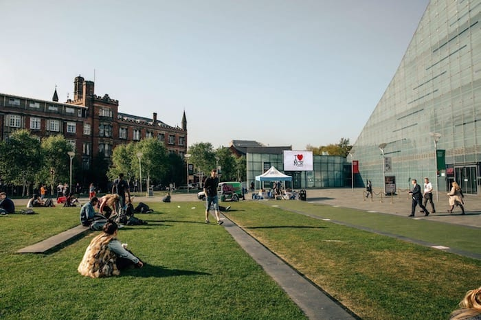 Oh no! Yoko Ono unable to attend MIF 2019 opening event - but thousands will come together to send message of peace to the world I Love Manchester